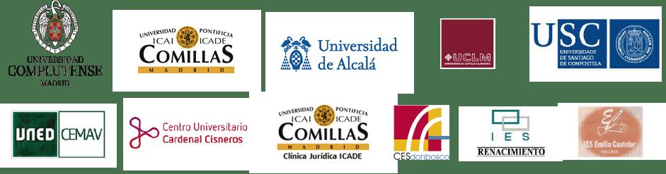 Logotipos-Centros-de-Estudios-con-los-que-colaboramos