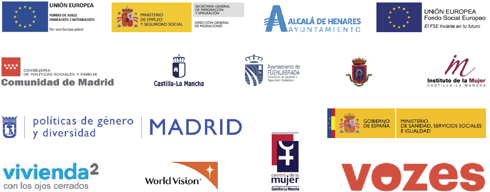 Logotipos-Organismos-financiadores